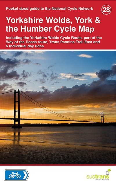 East Yorkshire cycle route maps and guide books