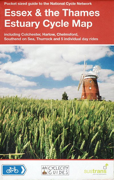 Essex cycle route maps and guide books