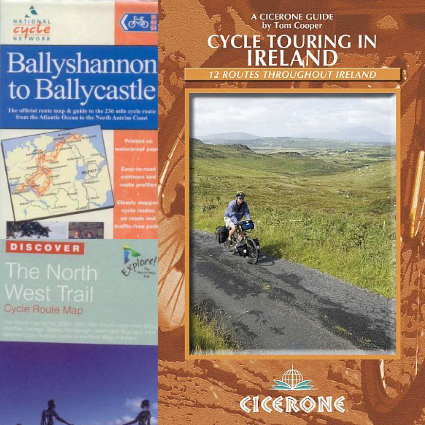 Ireland cycle guides