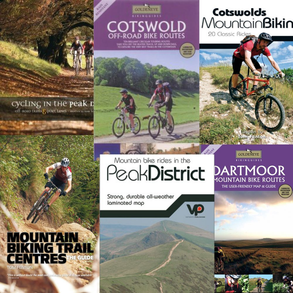 Mountain Bike Maps and Guide Books