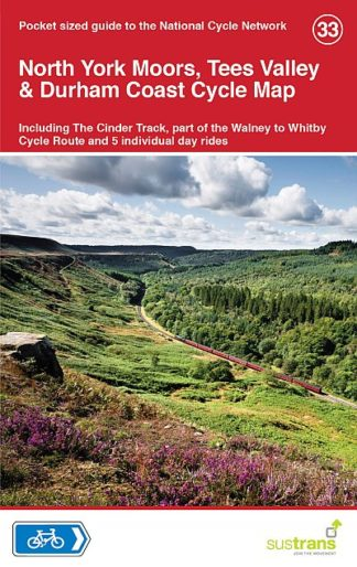 North Yorkshire cycle route maps and guide books