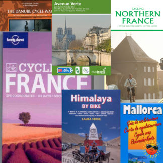 European and world cycle routes - Ireland, France, Danube and Spain