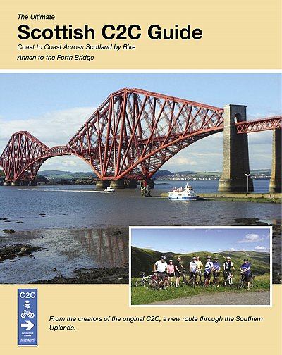 Scottish C2C guide book - 2019 edition