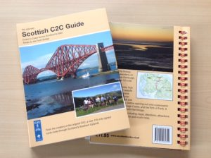 English AND Scottish C2C Guide Books