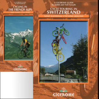 Switzerland and Alps cycle guide
