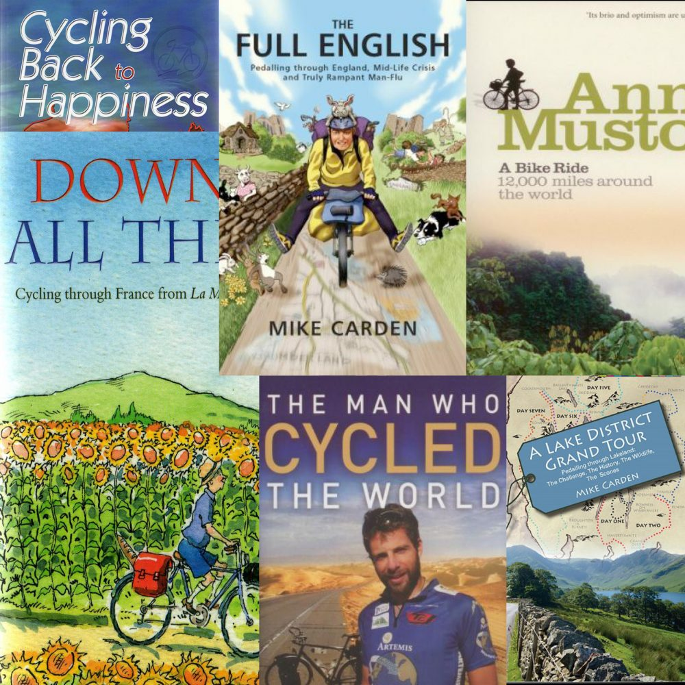 Travel cycle books