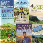 Travel Books by Bike Block for Bike Ride Maps