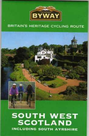 National Byway Map – South West Scotland