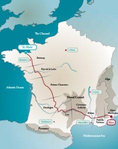 France en Velo route