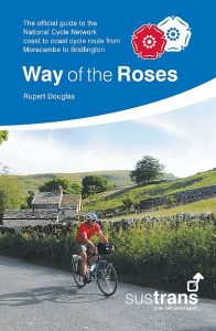 Way of the Roses guide book
