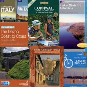 Cycle map & guide publishers
