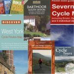 UK cycle maps and guide books by area