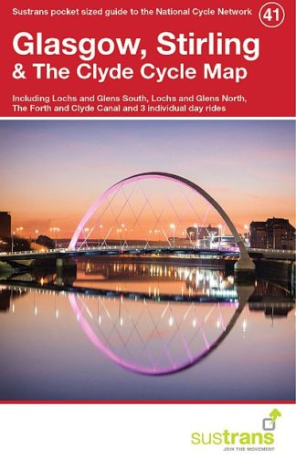 Glasgow and the Clyde cycle route maps
