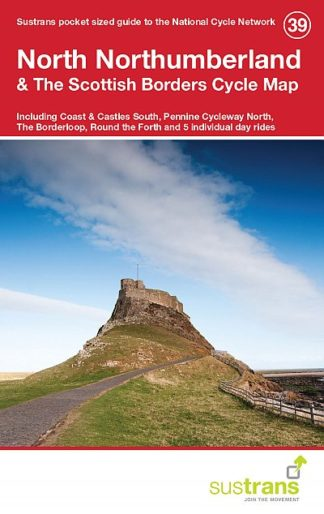 North Northumberland and The Scottish Borders Cycle Map 39