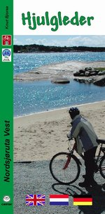 Norway cycle maps and book
