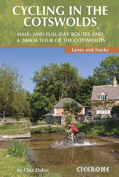 Cotswolds cycle route maps