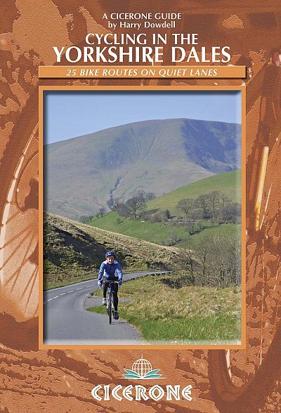 Cycling in the Yorkshire Dales Cicerone guide book