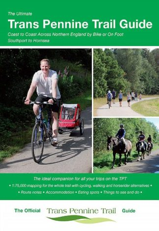 Trans Pennine Trail Guide Book 2017