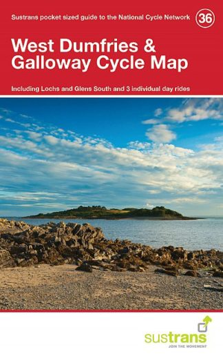 West Dumfries & Galloway Sustrans Cycle Map