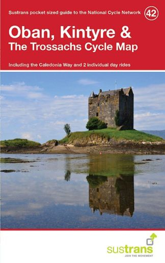 Oban, Kintyre & The Trossachs Sustrans Cycle Map