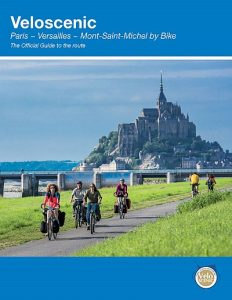 Veloscenic - Paris-Versailles-Mont St Michel by Bike