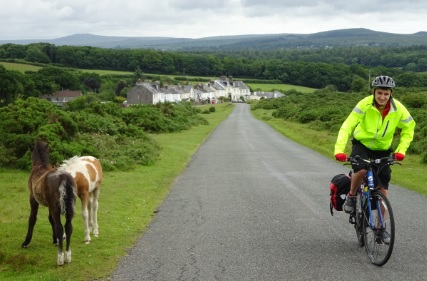 Dartmoor cycling