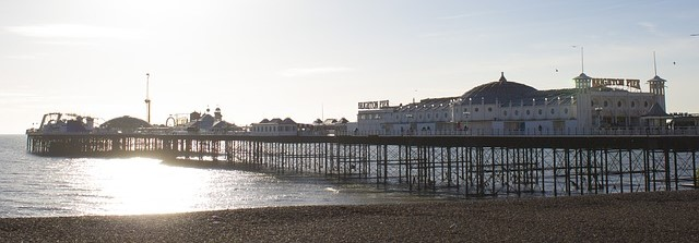 Brighton Pier by Sally Wynn from Pixabay 2