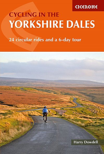 Cycling in the Yorkshire Dales - Cicerone