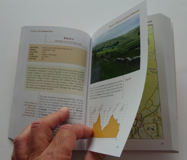 Cycling in the Yorkshire Dales sample pages