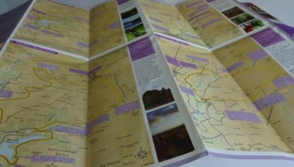 Dartmoor Goldeneye Mountain Bike map inside