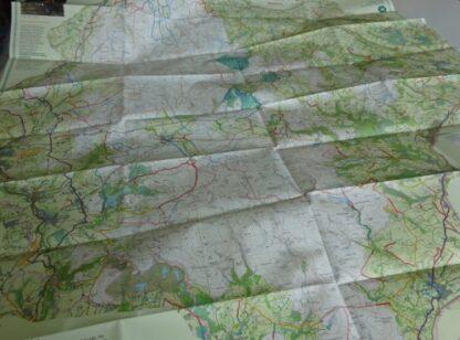 Harvey Dartmoor off-road and mountain biking side