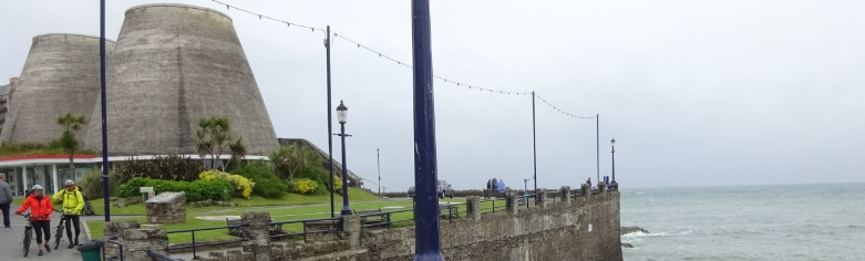 Ilfracombe - the start of the Devon Coast to Coast