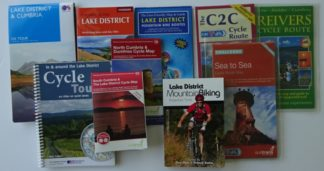 Lake District and Cumbria cycle route maps