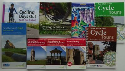 Sussex cycle maps and guide books
