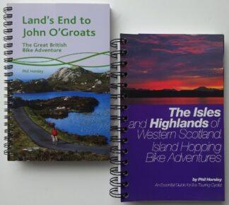 Cordee cycle guide books