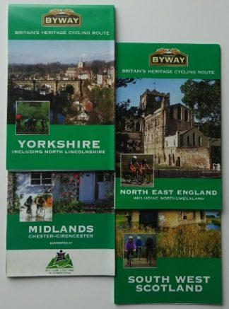 National Byway cycle maps