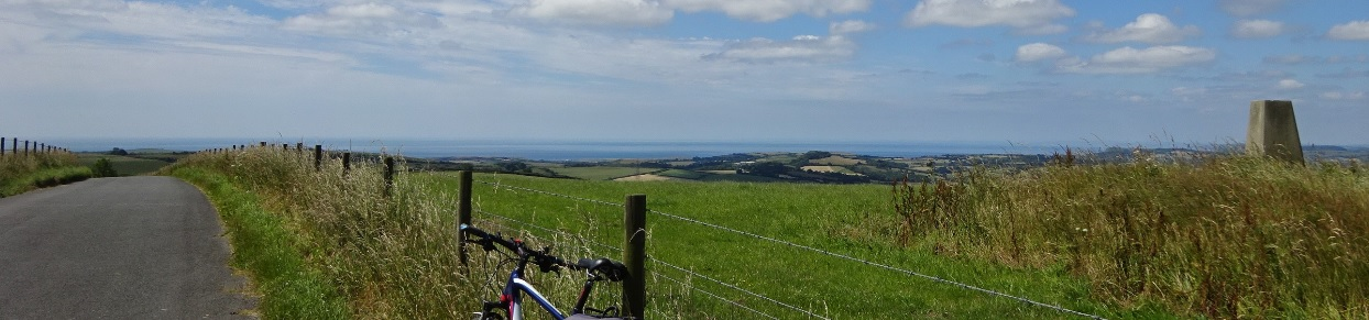 Cycle touring in southern and central England