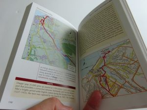 Cycling London to Paris - sample pages - Avenue Verte