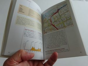 Cycling London to Paris - sample pages - classic route