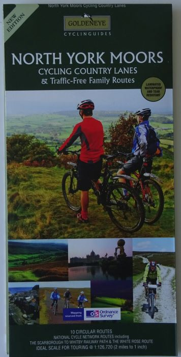 North York Moors Goldeneye cycle map