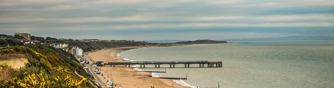 Bournemouth East Cliff - photo by Dimitris Vetsikas from Pixabay