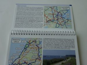 Cycling in Amsterdam and the Netherlands - sample pages