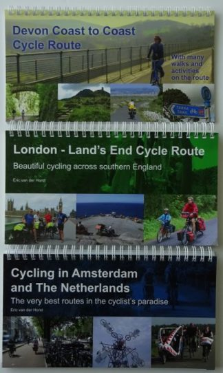 Eos Cycling Guide Books