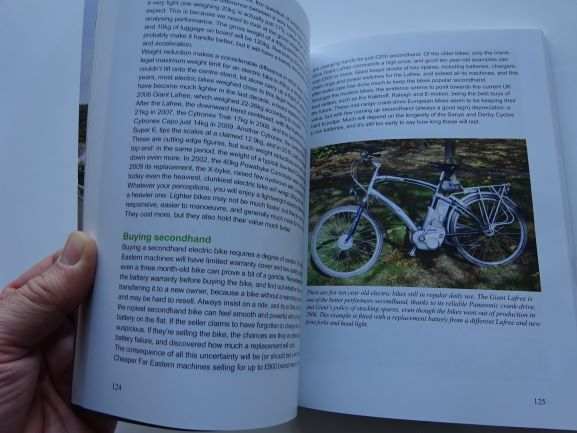 Electric Bicycles - sample pages
