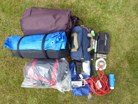Get your kit ready for a shakedown ride before you go