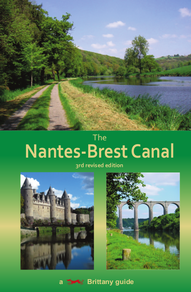 Nantes-Brest Canal guide book