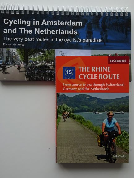Netherlands cycle guides