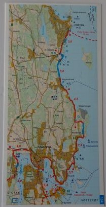Norway Cycle Tours -Nordsjoruta Ost - Hjulgleder