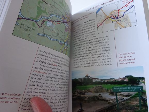 Cycling the Camino de Santiago - sample pages