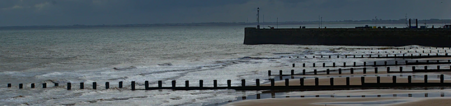 Bridlington in the East Riding of Yorkshire